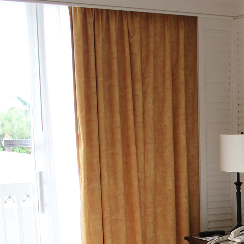 Curtains and Drapes Upholstery Cleaning