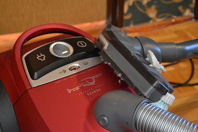 Smoke Smell Vacuuming